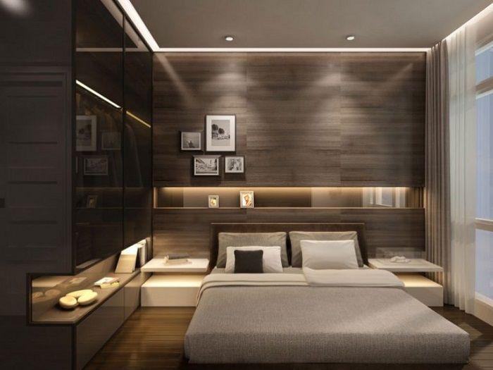 Потрясающий вариант создать уютную атмосферу в комнате для сна.