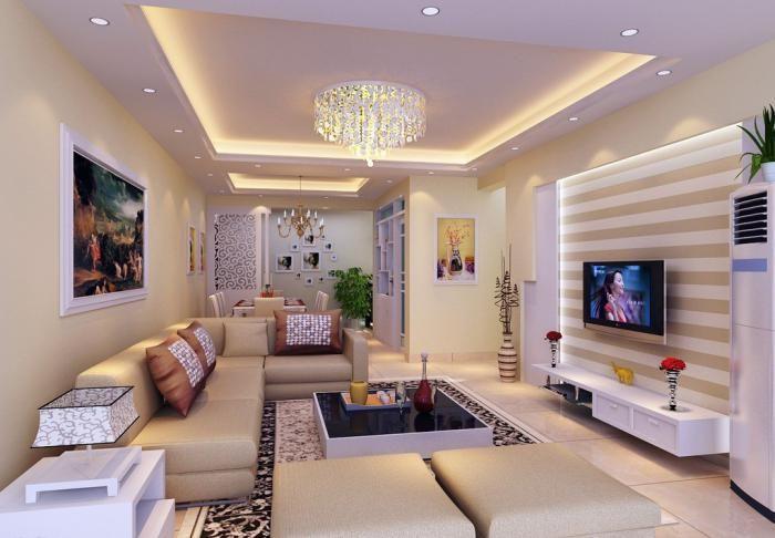 Правильное освещение в комнате - залог комфортной обстановки.