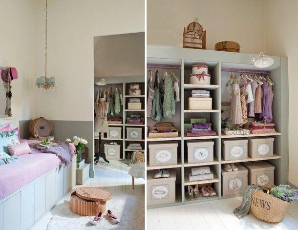 Детска стая за момиче (10-15 години)
