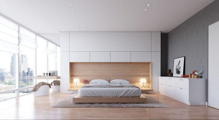Бързо преобразуване на интериора на спалнята, което определено ще впечатли.