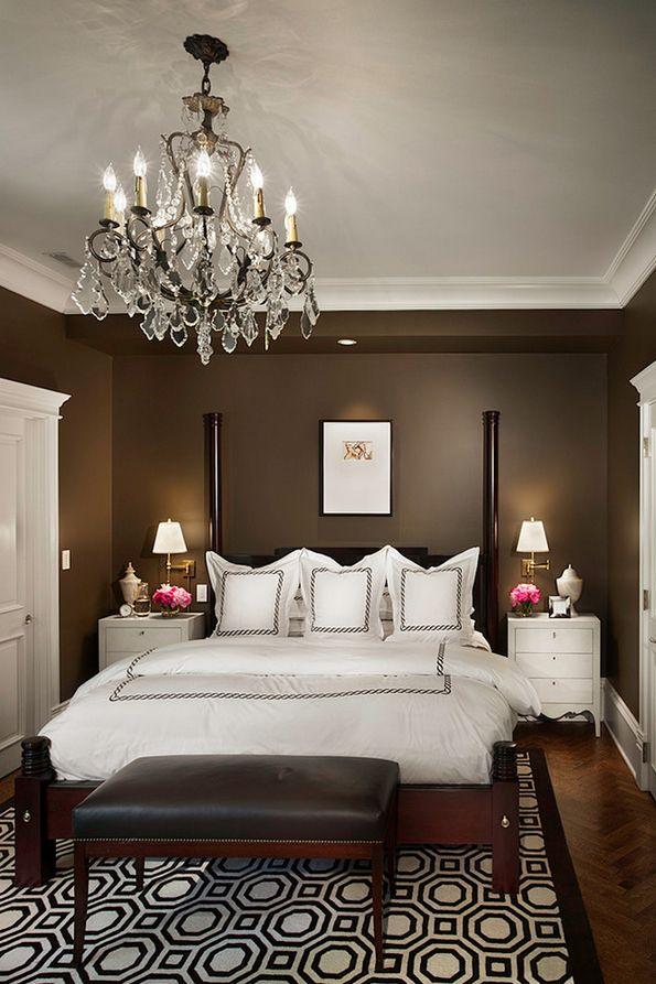 oświetlenie obszaru przy łóżku