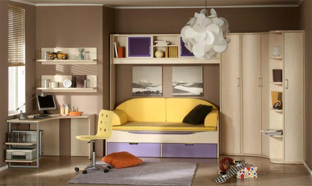 Интериор - дизайн - на - детска стая - 666-11