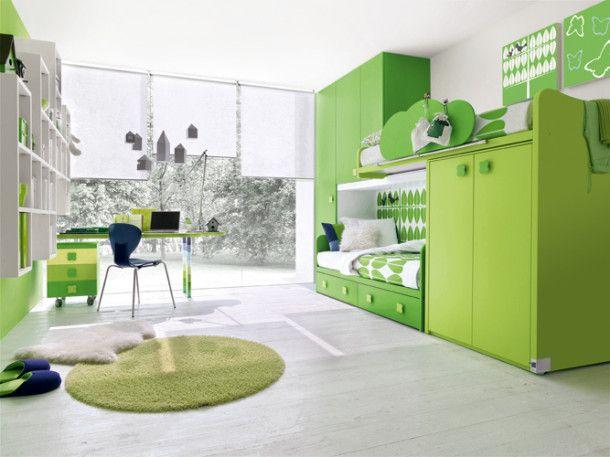 Интериор - дизайн- на детска стая-555