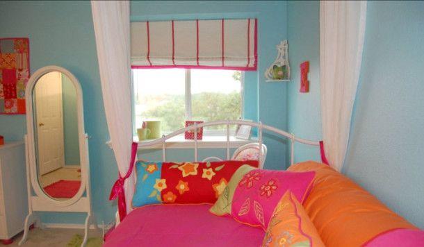 8v_skazke2 10 kolorowych pomysłów na pokój dziecinny z motywem dwóch dziewczynek