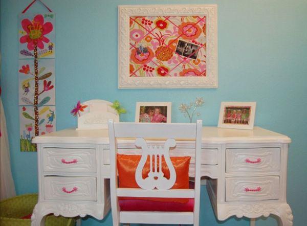 8v_skazke3 10 kolorowych pomysłów na tematyczny pokój dla dwóch dziewczynek