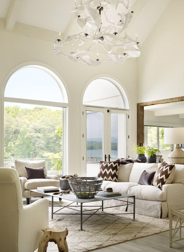 Арки в интериора на къща или апартамент
