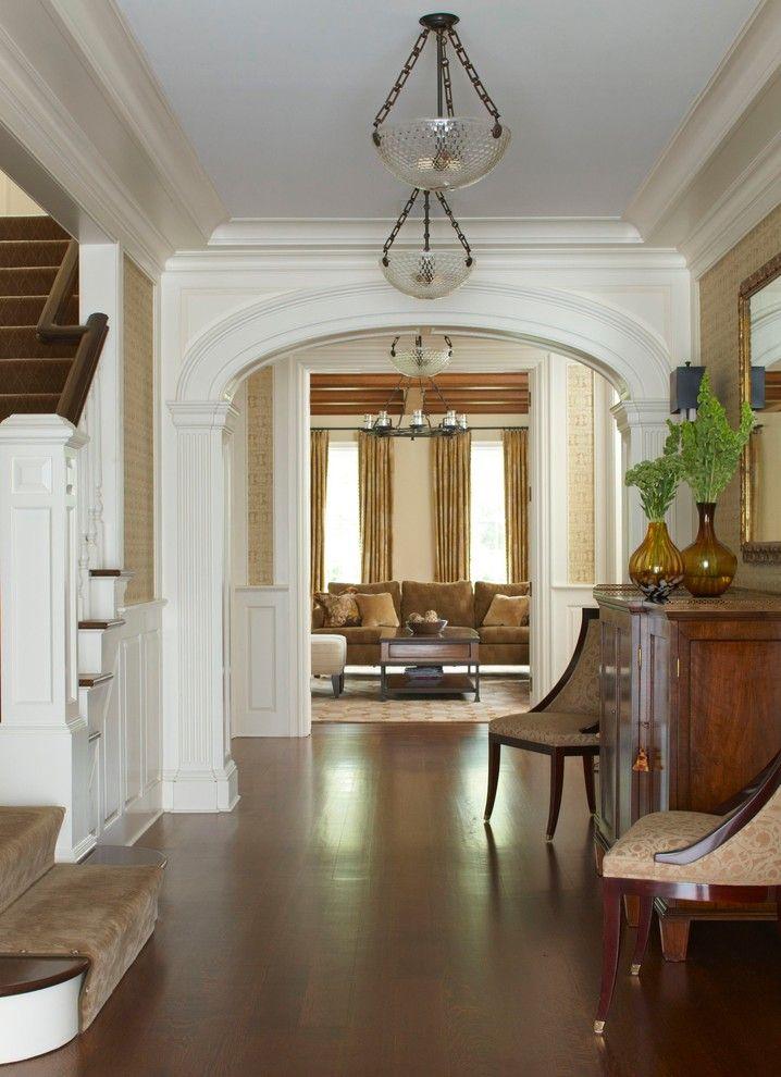 Арки в интериора на къща или апартамент-333