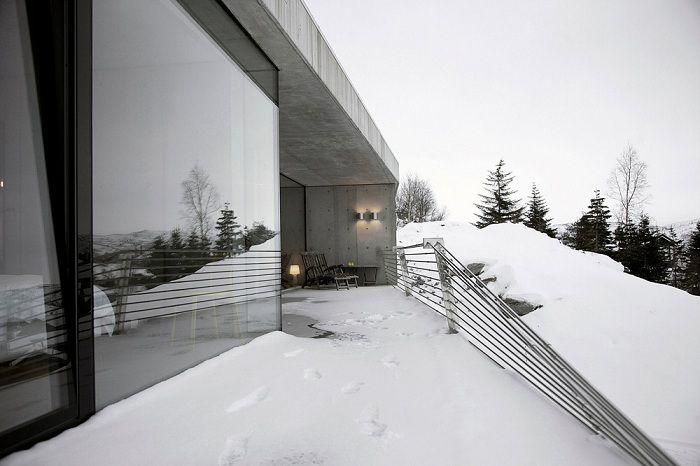 Архитектурен проект на норвежката компания Filter Arkitekter.