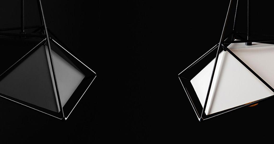 Геометрическая форма подвесных светильников