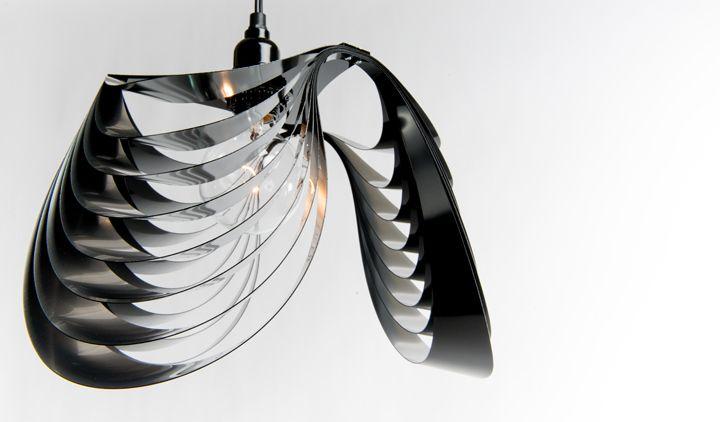 Креативная конструкция люстры