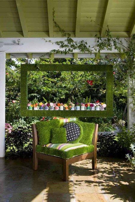 Невероятни елементи от градинарство от мъх