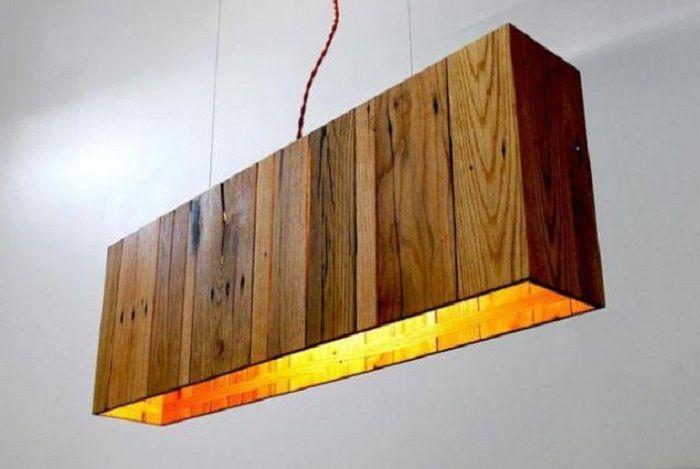 Готино решение за създаване на супер хладна атмосфера в стаята с лампа като тази.