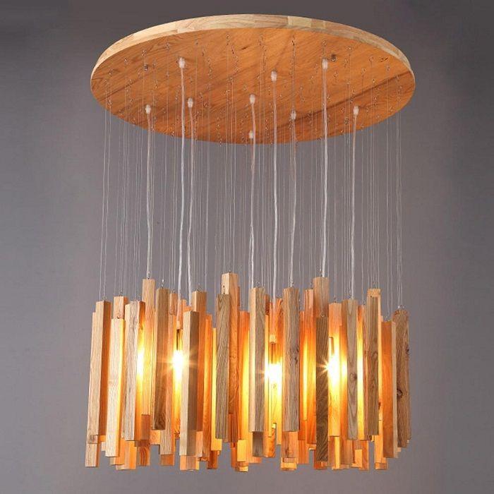 Лампа, която ще украси дома ви и ще ви вдъхнови да създадете оригинален интериор.