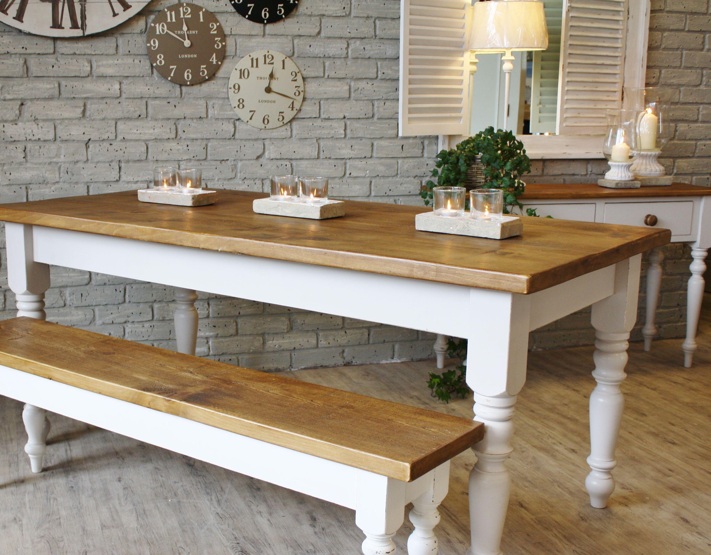 Ihastuttavat huonekalut maalaistaloon
