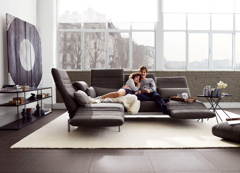 Современный диван-трансформер для релаксации