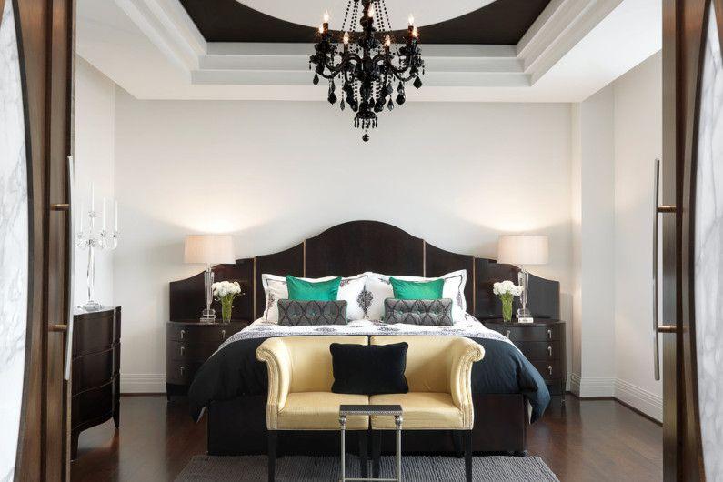 черна спалня7