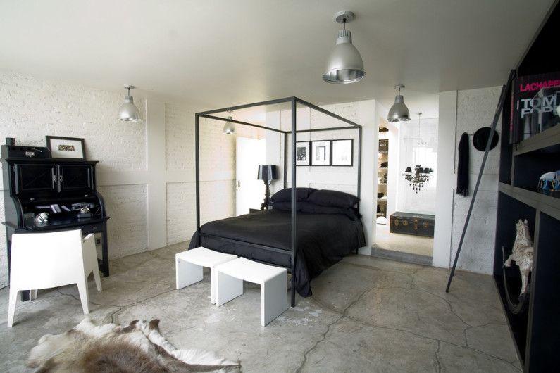 черна спалня4