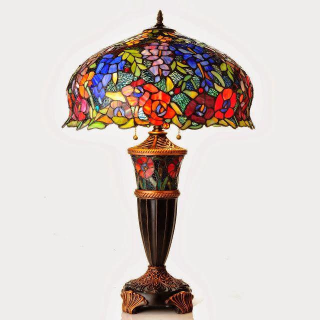 Лампа с духа на ума като интериорен акцент
