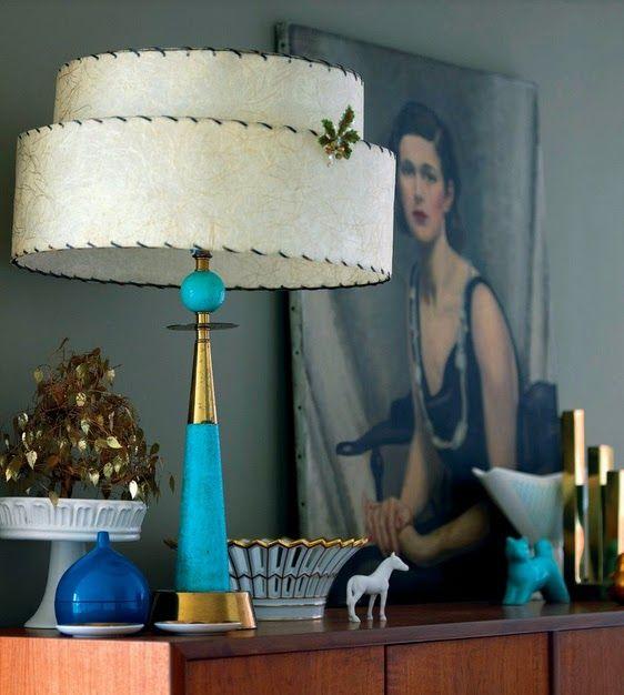 Непревзойденная лампа как акцентная деталь интерьера