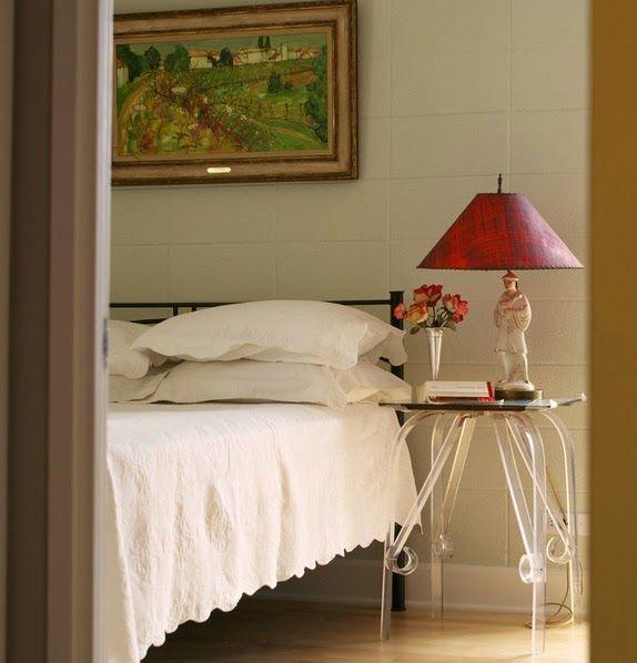 Роскошная лампа как акцентная деталь интерьера