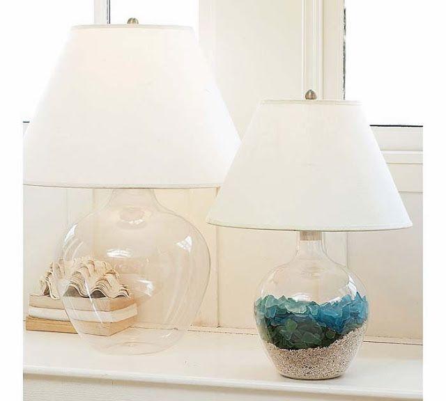 Класическа лампа като акцентно парче от интериора