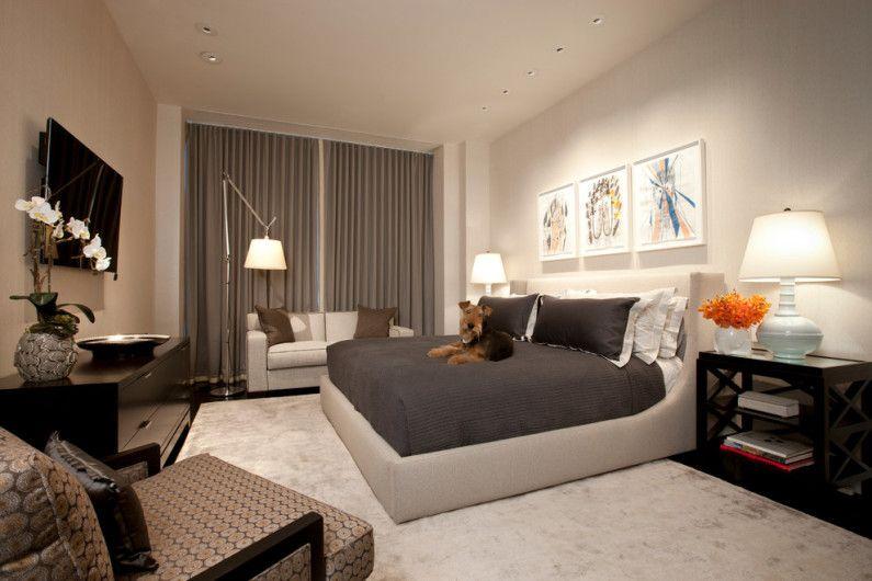 спалня в тристаен апартамент