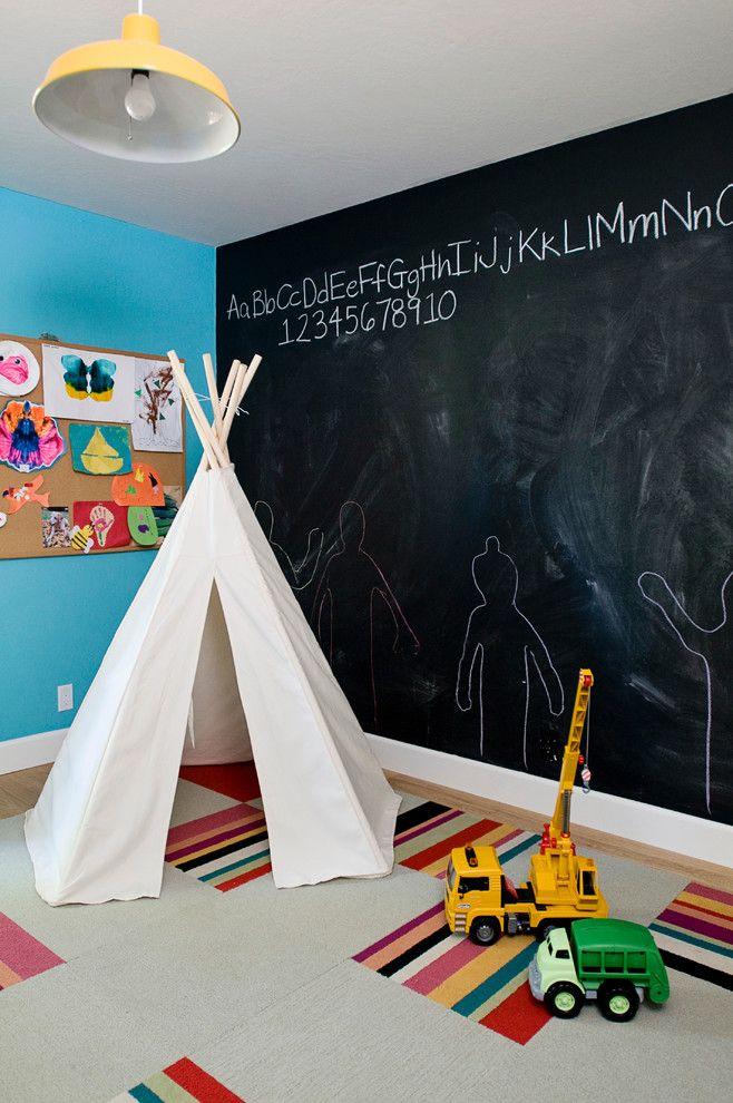 детска стая в тристаен апартамент