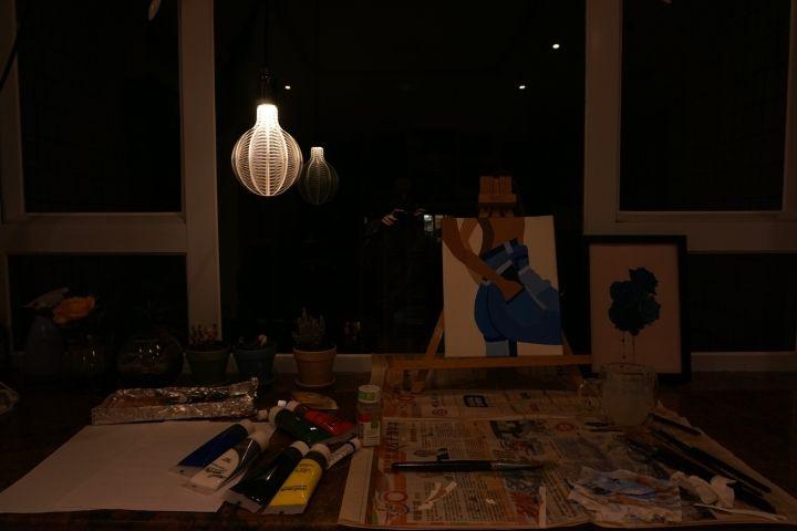 Дизайнерские лампочки в стиле минимализм - Фото 10