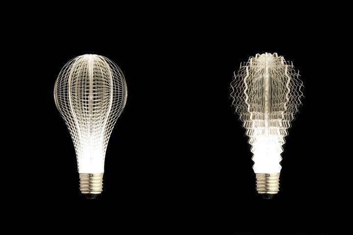 Дизайнерские лампочки в стиле минимализм - Фото 17