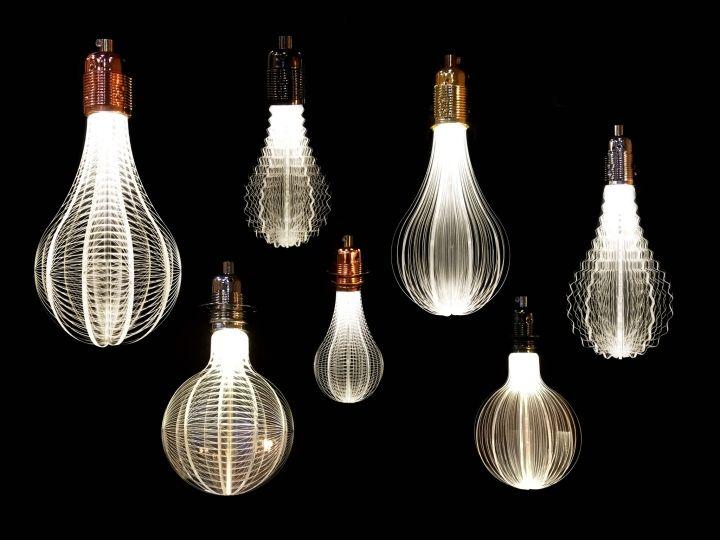 Дизайнерские лампочки в стиле минимализм - Фото 18