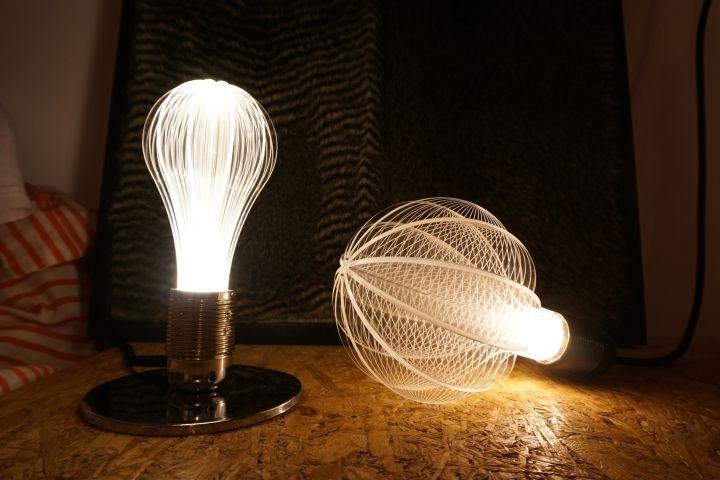 Дизайнерские лампочки в стиле минимализм - Фото 4