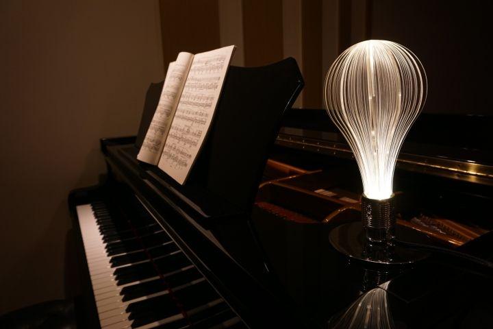 Дизайнерские лампочки в стиле минимализм - Фото 7