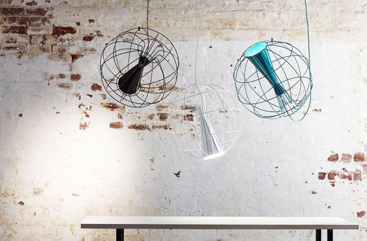 Подвесные светильники Latitude от Flynn Talbot