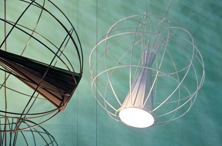 Круглые светильники Latitude от Flynn Talbot