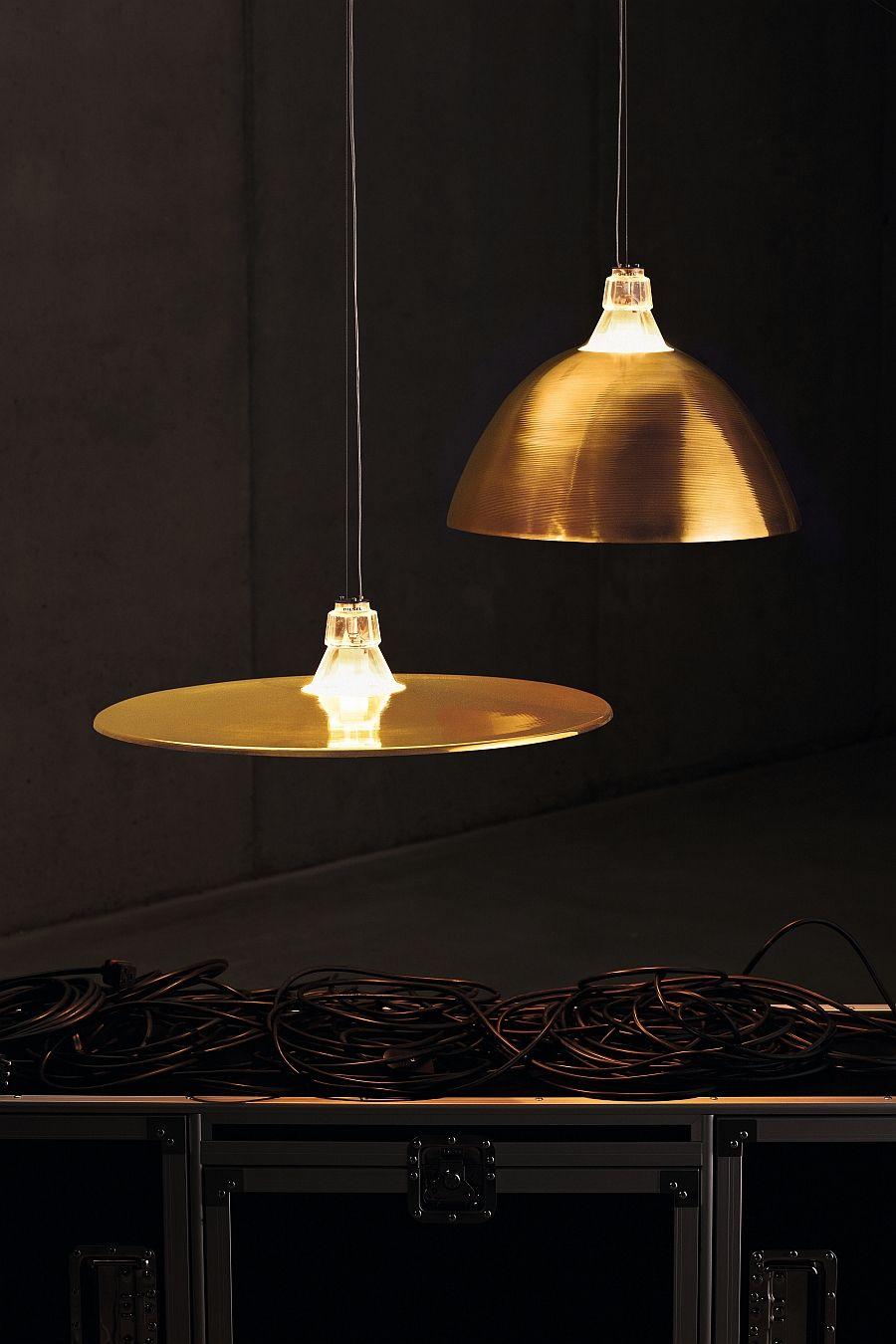 Дизайнерские светильники: оригинальные лампы от фирмы Foscarini