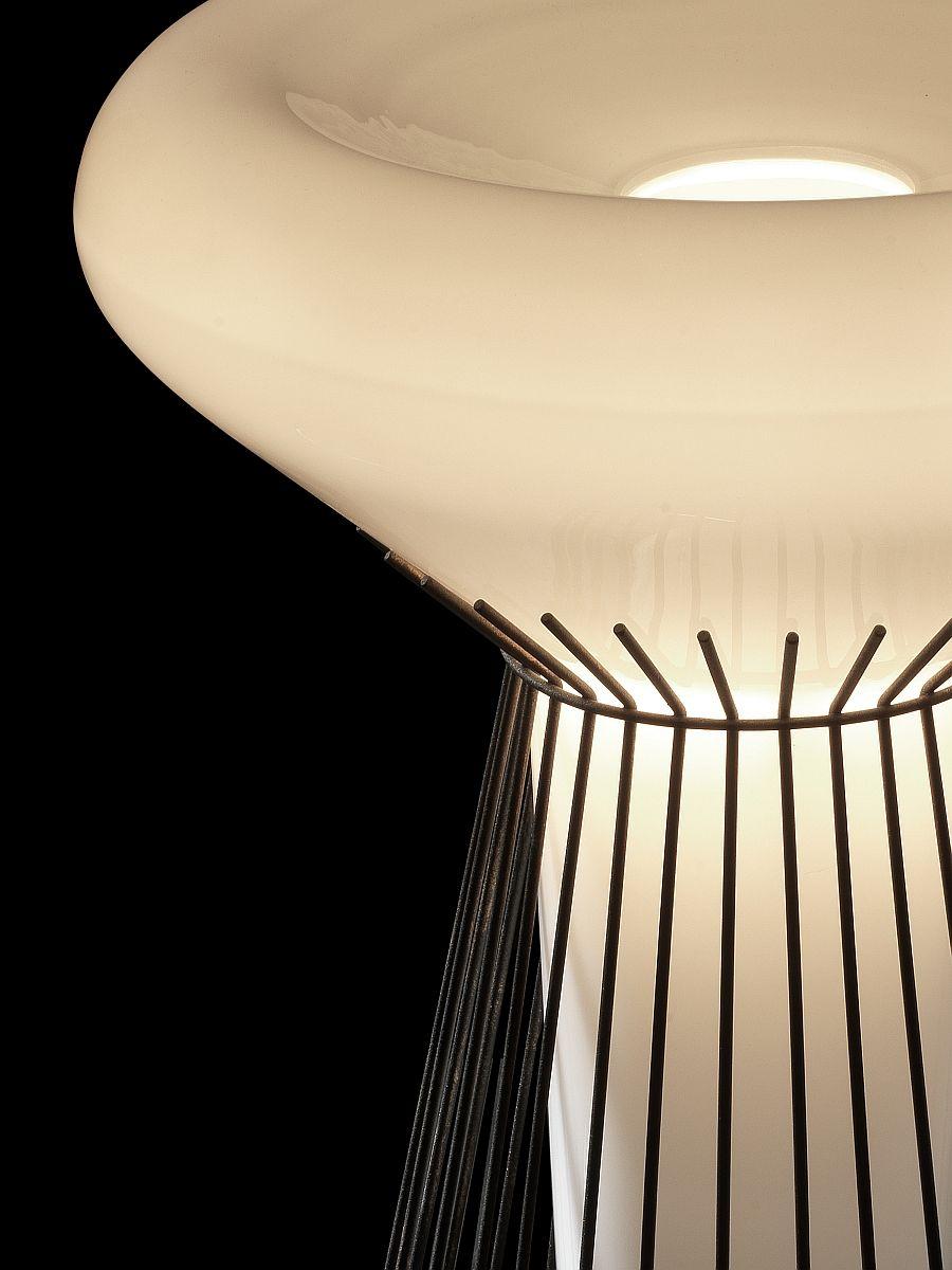Материал лампы от фирмы «Foscarini»