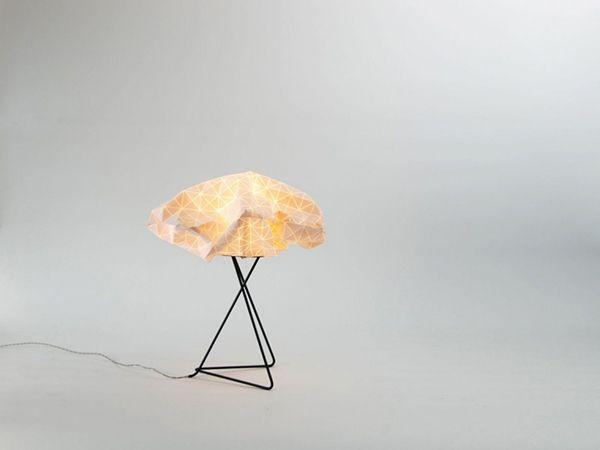 Уникальная лампа-облако от Микки Бара