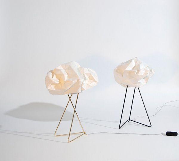 Восхитительные напольные лампы от Микки Бара