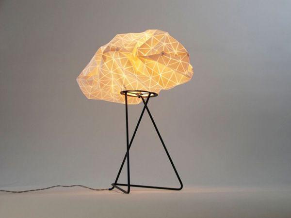 Напольная лампа-облако от Микки Бара
