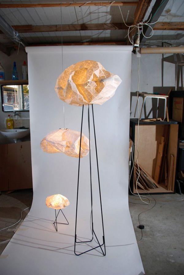 Коллекция светильников от Микки Бара