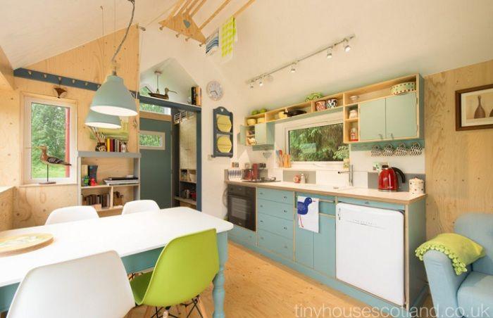 NestHouse er et hus i skandinavisk stil.