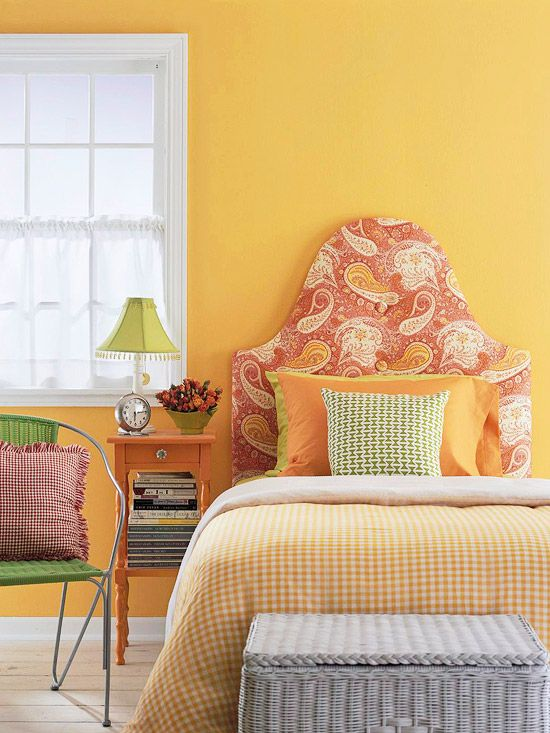 Доступный шик - красивые изголовья кровати. Часть 1 (романтика)