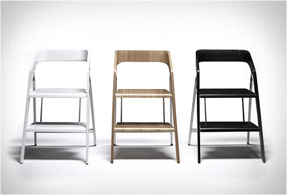Прекрасни столове за стълба