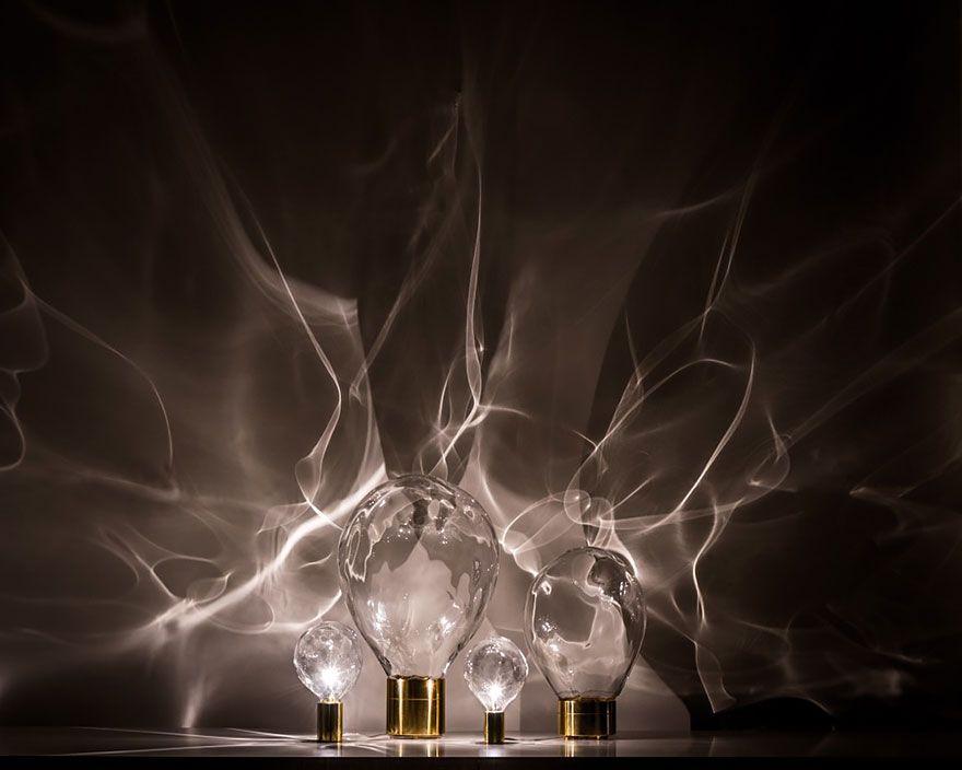Несравненный дизайнерский светильник