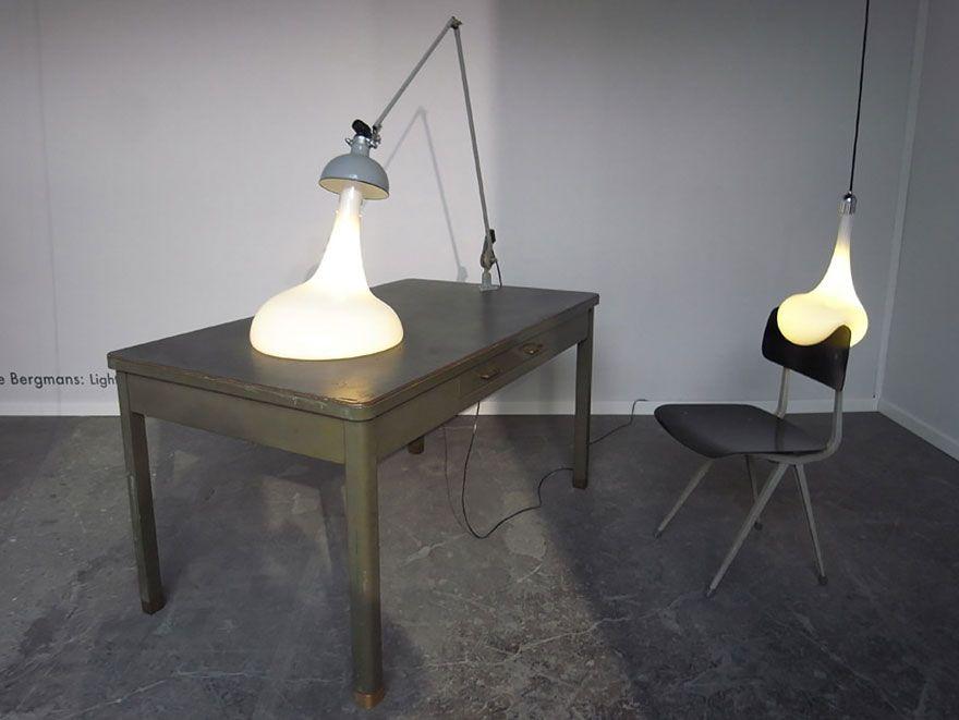 Чудесный дизайнерский светильник