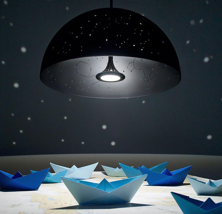 Великолепный дизайнерский потолочный светильник