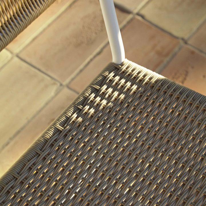 Плетение стула для улицы от Mariana Lerma