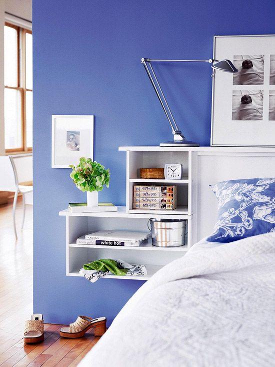Место для хранения в спальне. 15 идей