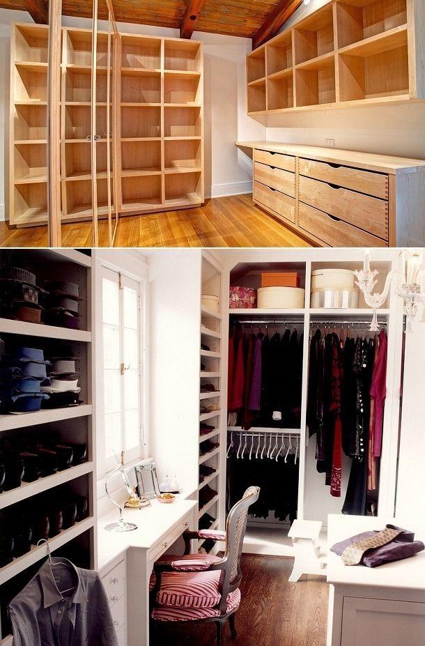 Gdzie w mieszkaniu umieścić zimowe ubrania?