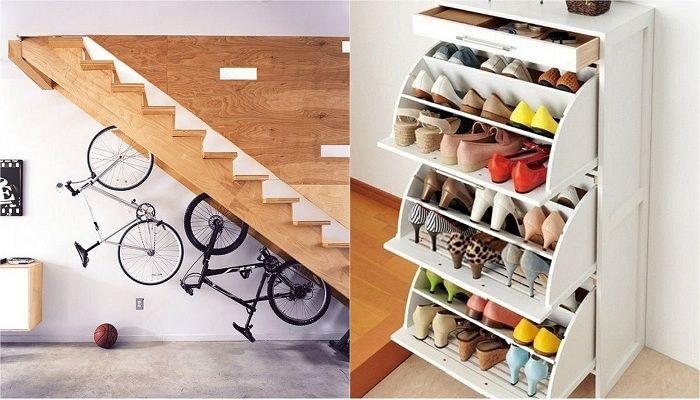 Dobre pomysły na dekorowanie małych przestrzeni.